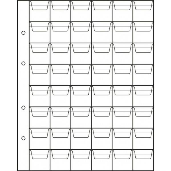 Лист с клапанами ЛМБ-48