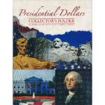 Альбом для монет США(1 доллар, «Президенты» Ч.2) 2012-2016