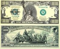 В США прошла Всемирная ярмарка денег