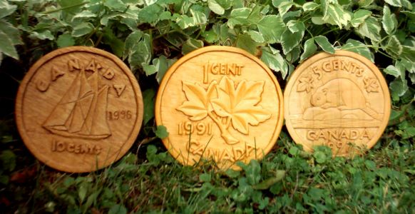 Канадские центы