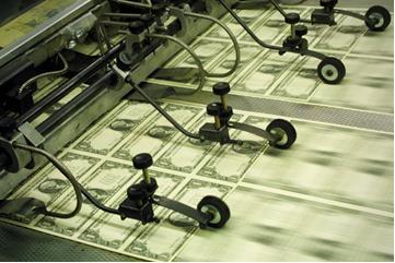Как создают и уничтожают деньги