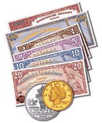 «Cвободные доллары». Иллюстрация с сайта communitycurrencyassociation.com