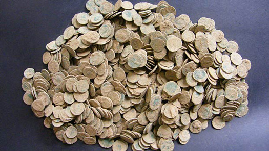 В Уэльсе найден клад римской антики