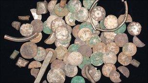 Находка, обнаруженная в Великобритании, признана кладом