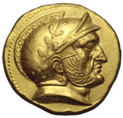 В Лондоне с аукциона продадут первые эллинистические монеты