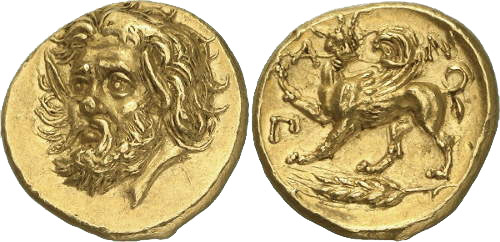 Монета «Боспорское царство»