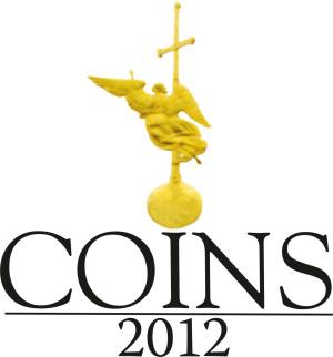 Третья Международная конференция и выставка монет COINS-2012