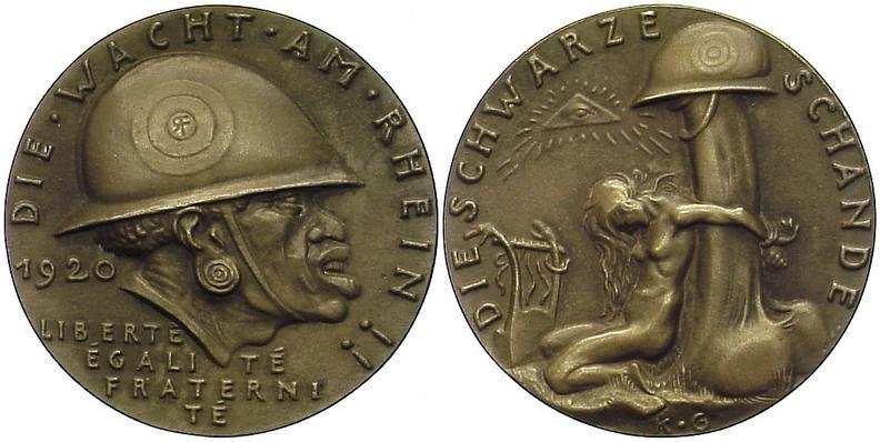 Медаль «Стража на Рейне»