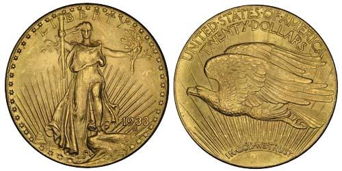 Монета «Двойной орел»