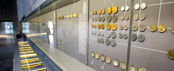 Выставка монет и банкнот Дании