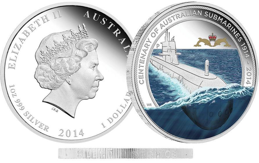 Centenary of Australian Submarines 2014