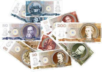 Украина не будет менять дизайн банкнот