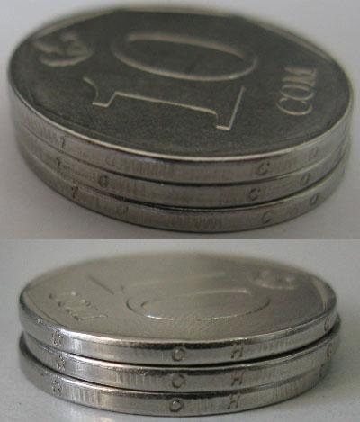 В Киргизии улучшили защиту циркуляционных монет