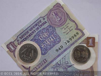 Индия будет печатать банкноты 1 рупия