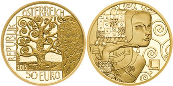 Австрия лидирует в конкурсе «Монета года»