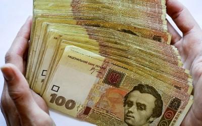 Банкнота в 100 гривен