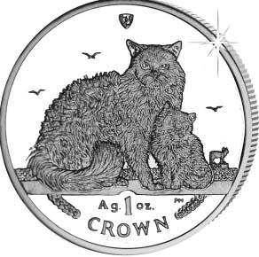 Монета «Селкирк Рекс»