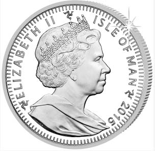 Монета «Медвежонок Пэддингтон»