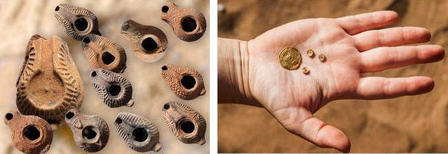 Найден клад во время раскопок