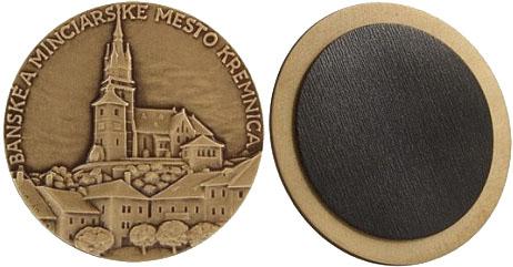 Медаль-магнит Словании