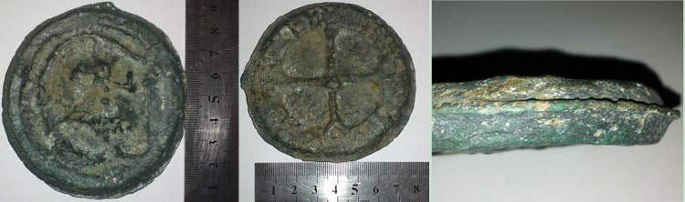 Рекордная цена за ольвийскую монету
