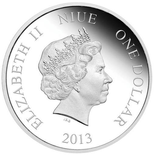 Набор монет «50 лет сериалу «Доктор Кто»