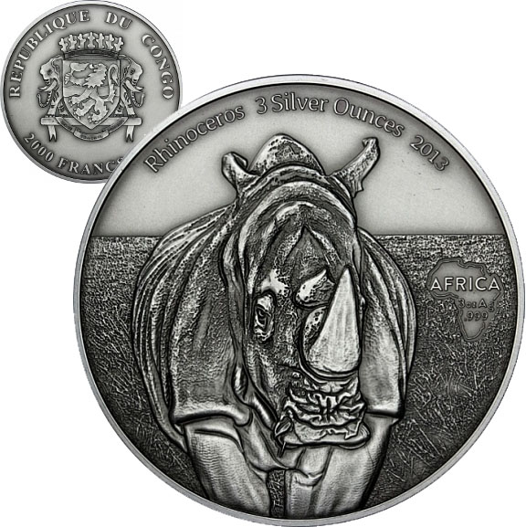 Носорог Конго