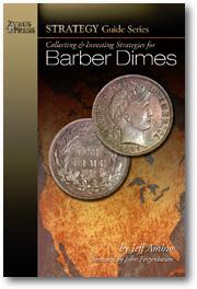 «Коллекционирование и инвестиционные стратегии Barber Dimes», автор Jeff Ambio