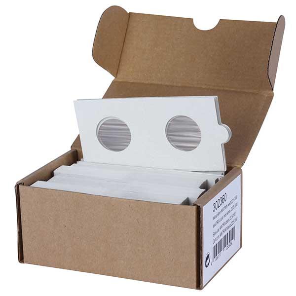 Холдеры степлер (коробка 100 шт.) 32,5 мм