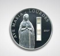 Серебряный доллар островов Палау, 2007 год