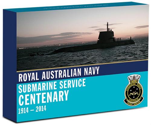100-летие создания подводного флота Австралии