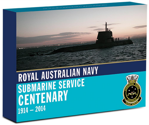 Centenary of Australian Submarines 2014