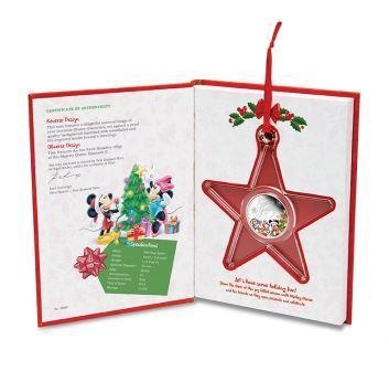 Disney Seasons's Greetings Coin Out Now!
