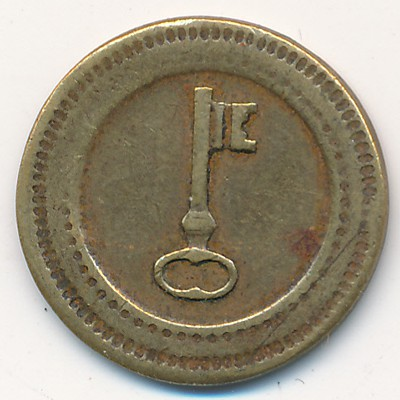 Нотгельды Франции, 10 сентим