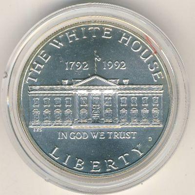 США, 1 доллар (1992 г.)