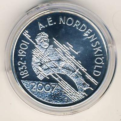 Финляндия, 10 евро (2007 г.)