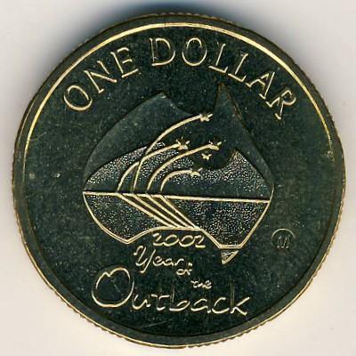 Австралия, 5 долларов