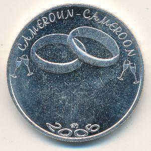 Камерун, 7500 франков КФА (2006 г.)