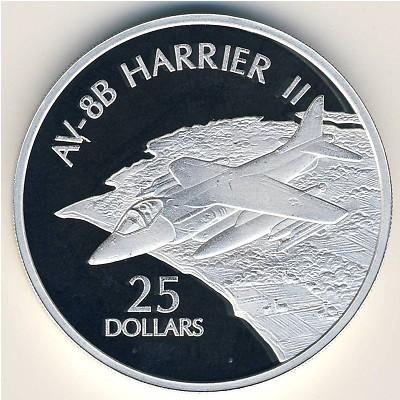 Соломоновы острова 25 долларов 2003 купить монеты 10 рублей города