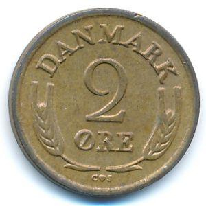 Дания, 2 эре (1966 г.)