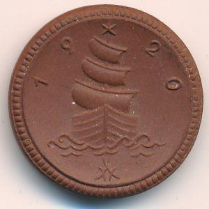 Саксония., 1 марка (1920 г.)