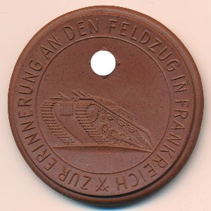 Мюнхен., Медаль (1940 г.)