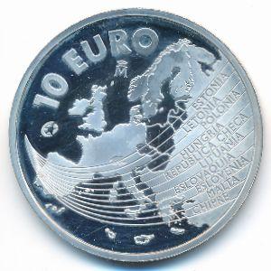 Испания, 10 евро (2004 г.)