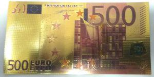 Сувениры, 500 евро (2002 г.)