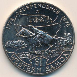 Самоа, 1 тала (1976 г.)