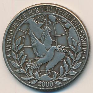 Сомали, 10 долларов (2000 г.)