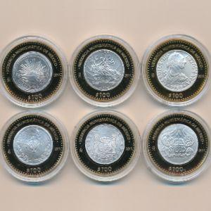 Мексика, Набор монет (2011 г.)