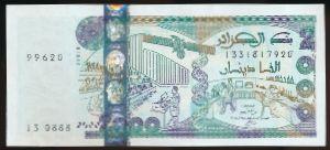 Алжир, 2000 динаров (2011 г.)