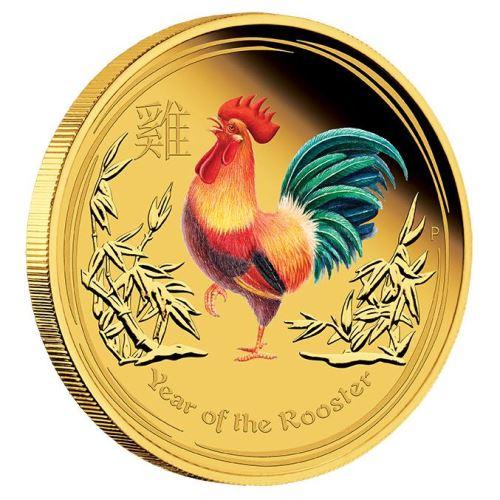 Монета республики конго петушок с подарками цена 87