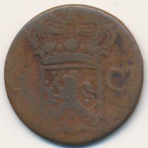 Нидерландская Индия, 1 цент (1835 г.)